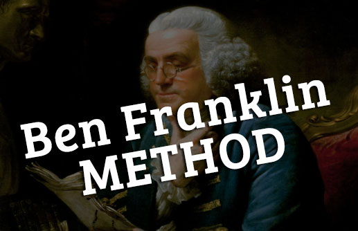 ben franklin method