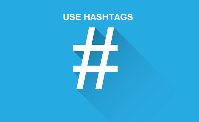 hashtags social media marketing tips