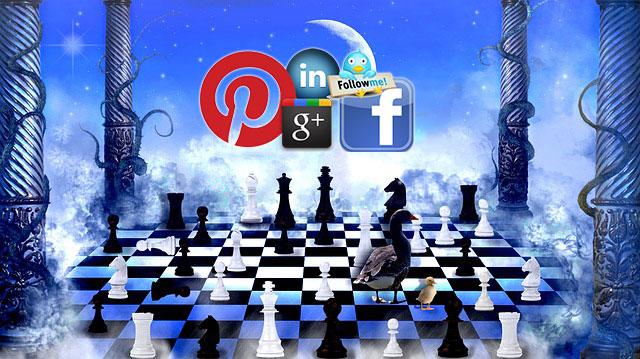 social media strategy 7 steps populizr