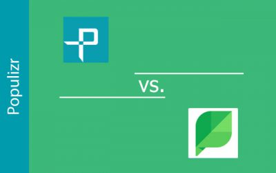 Populizr vs. Sprout Social – Pros & Cons | Side-By-Side Comparison