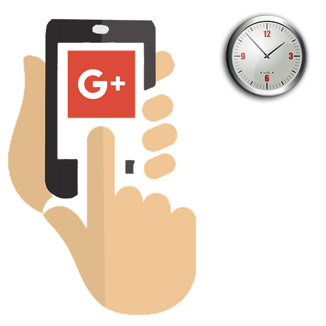 google plus posting time populizr