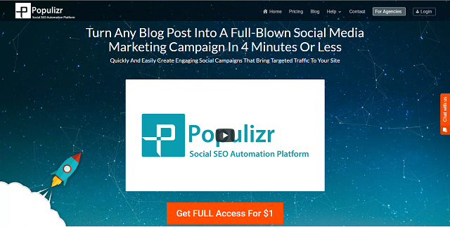 populizr home | populizr vs. sprout social