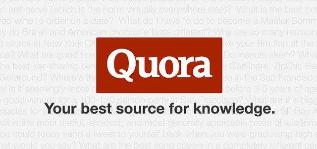quora social app