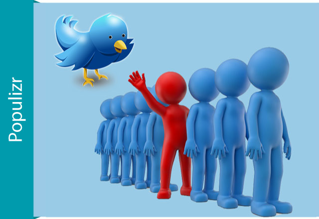 stand out from the Twitter crowd