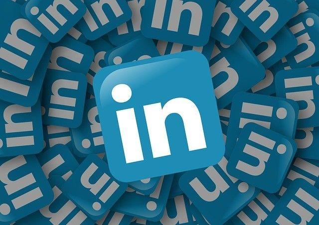 LinkedIn social media platform