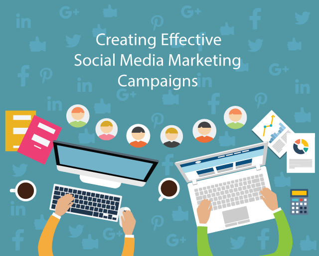 creating social media marketing campaigns