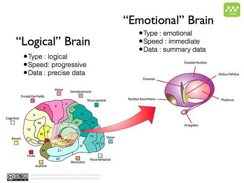 emotions provide an effective marketing message