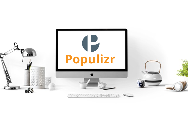 easier LinkedIn marketing with Populizr